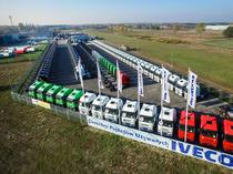 Stock site Iveco Poland Sp. z o. o. Used Truck Center
