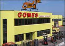 Stock site COMES S.R.L.