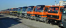 Stock site Trucks Trailers & Machinery BV