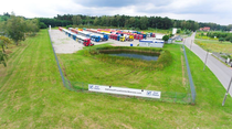 Stock site DAF Trucks Polska Sp. z oo.