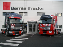 Stock site Bernis Trucks