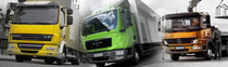 Stock site Admm-Truck, s.r.o.