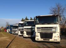 Stock site DS Trucks
