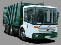 Stock site Refuse Trucks