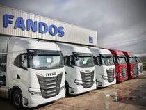 Stock site IVECO - Talleres Fandos