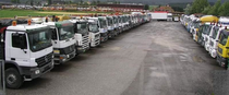 Stock site Orma Trucks Trading GmbH