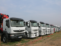 Stock site Lanamar – Trucks & Machinery
