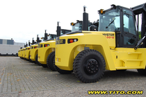 Stock site Tito Lifttrucks BV