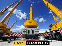 Stock site LVP CRANES SPAIN SL