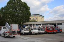 Stock site EU-Gépker Kft