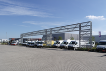 Stock site Volvo Group Truck Center B.V.
