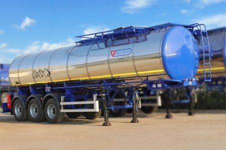 new SESPEL bitumovoz (bitumnaya cisterna) SESPEL bitumen tank trailer