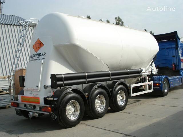 new FELDBINDER cement tank trailer