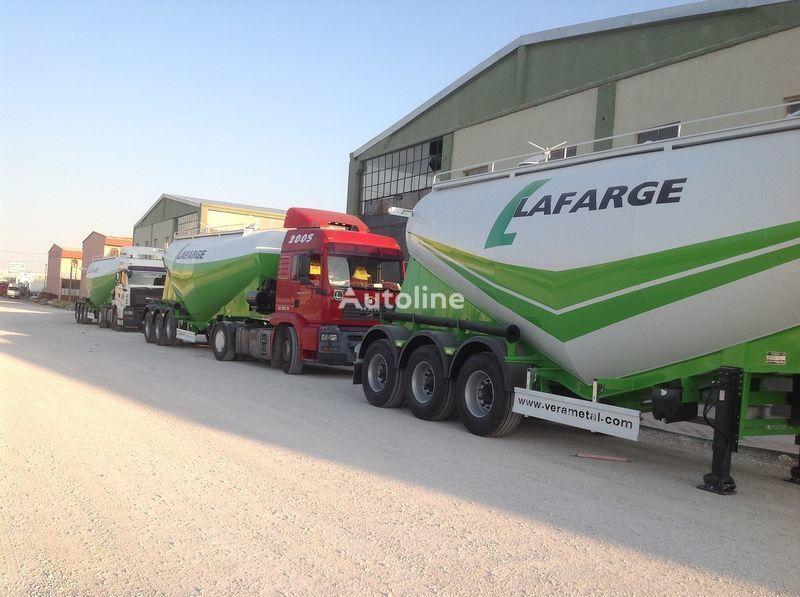 new LIDER NEW 2017 YEAR LIDER TRAILER cement tank trailer