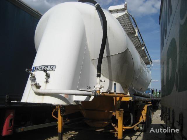 SPITZER Non spécifié cement tank trailer