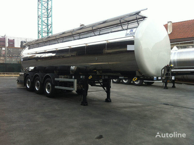 new BSL chemical tank