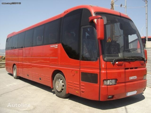 IVECO GREEK LICENCE + EUROCLASS HDH coach bus