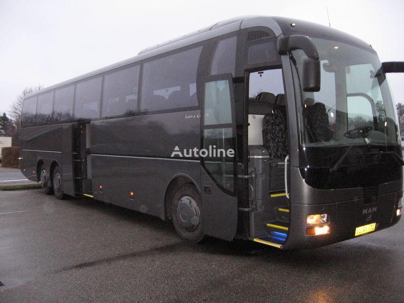 MAN Lions Coach nr 257 coach bus