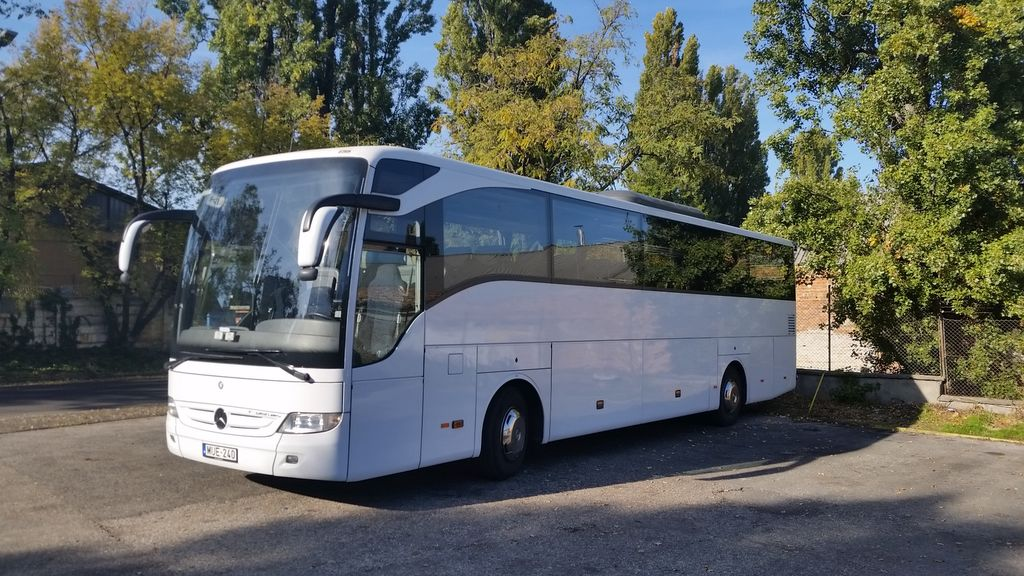 Mercedes benz tourismo rhd coach buses for sale tourist for Mercedes benz coach bus