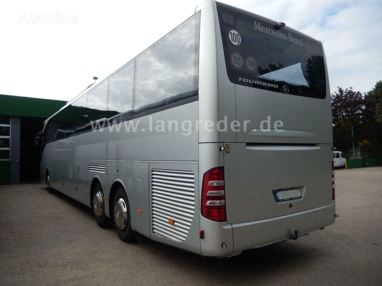 Mercedes benz tourismo rhd l coach buses for sale tourist for Mercedes benz coach bus
