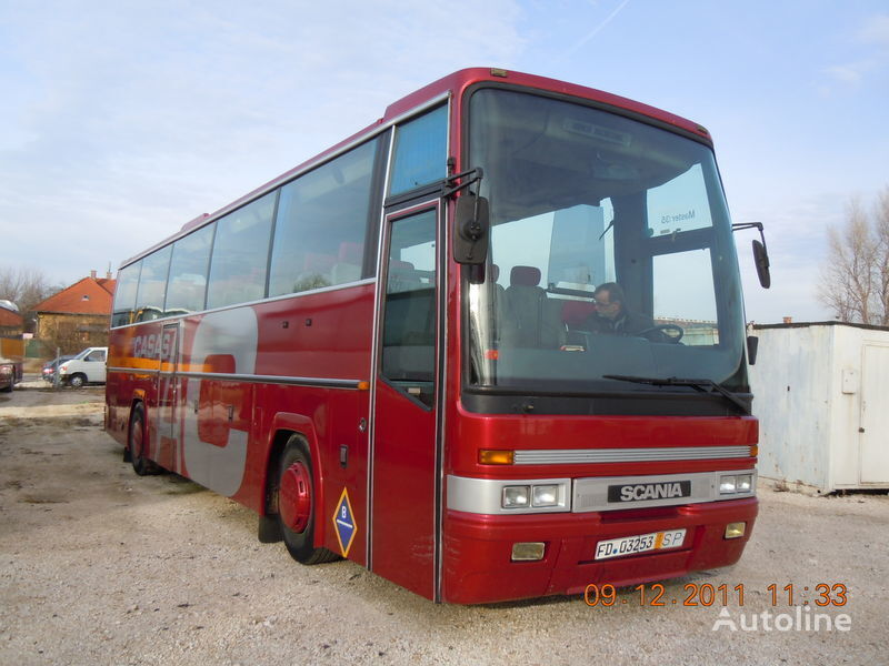 SCANIA K 113 Castrosua coach bus