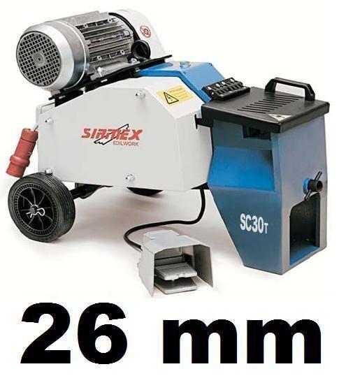 new SIRMEX SC30 T armature machine