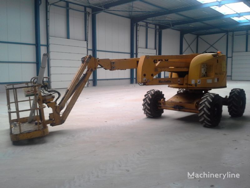 HAULOTTE HA 16 PX articulated boom lift