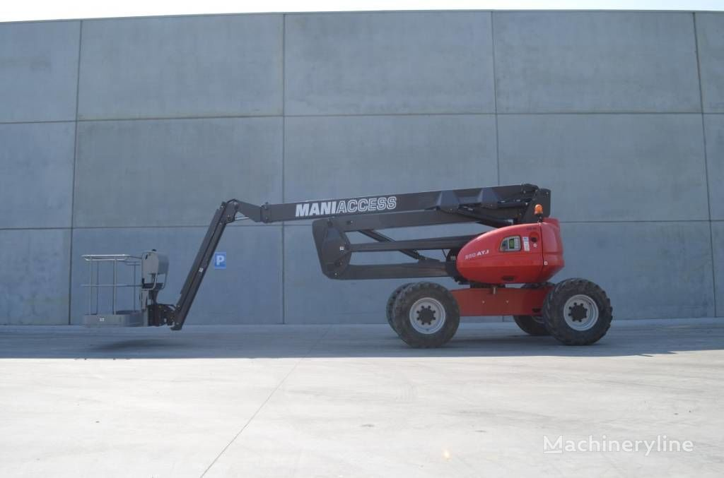 new MANITOU 200ATJ articulated boom lift