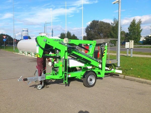 NIFTYLIFT 120TE articulated boom lift