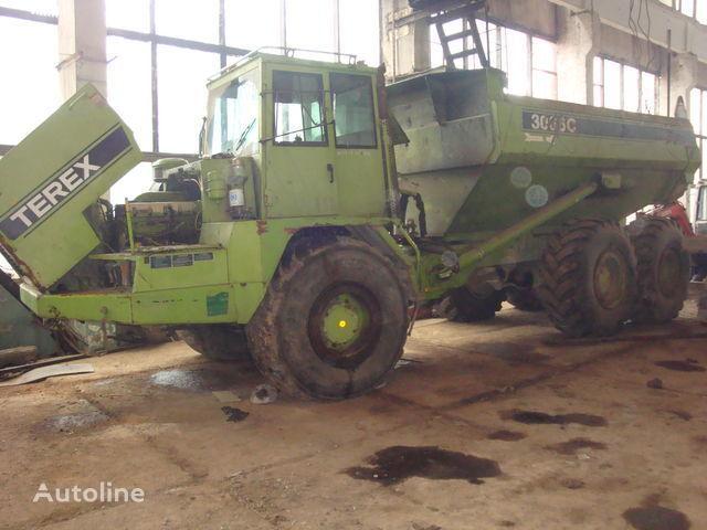 TEREX 3066 articulated dump truck