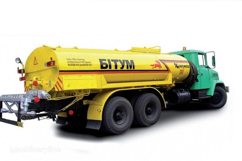 KRAZ 65053 KDM-333  asphalt distributor