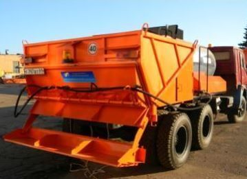 new MAZ Avtogudronataror asphalt distributor