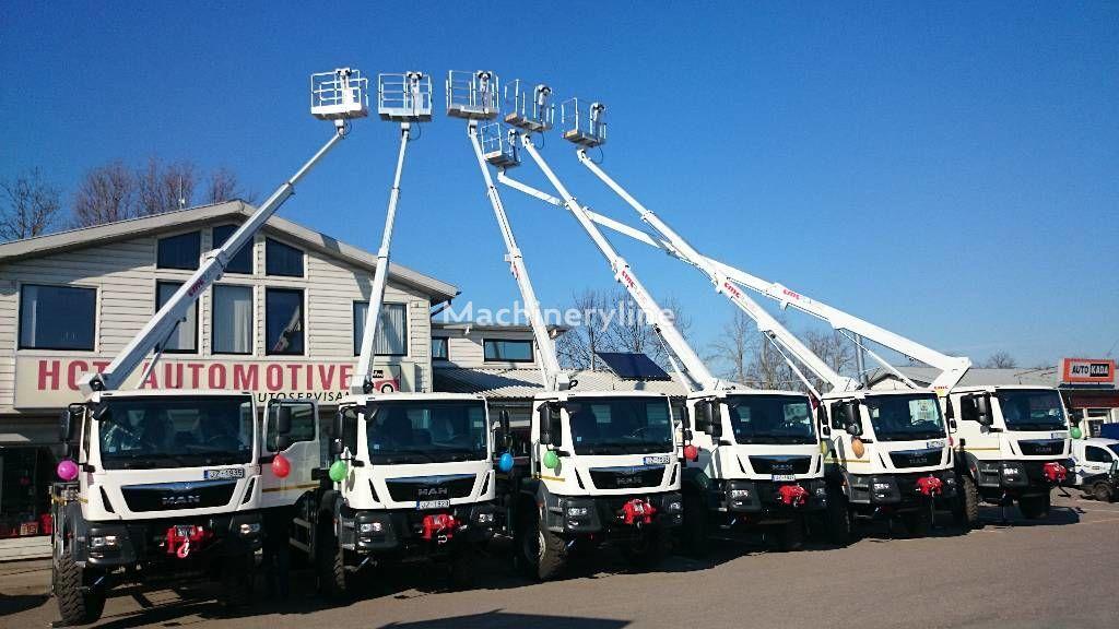CMC PLA190 bucket truck