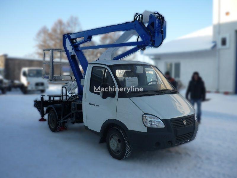 GAZ VIPO-12-01 na bazovom shassi  GAZ-3302 Gazel bucket truck