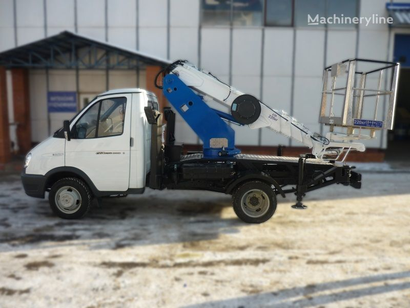 GAZ VIPO-12t na baze GAZEL bucket truck