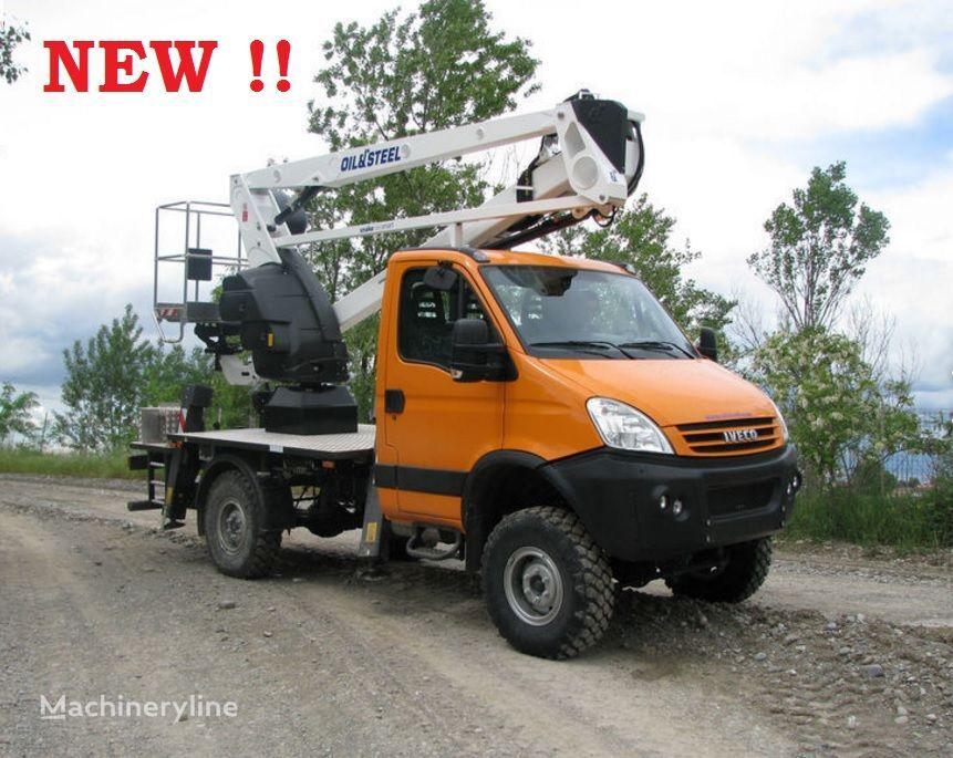 new IVECO Daily 4x4 nowy podnośnik koszowy zwyżka 18m bucket truck