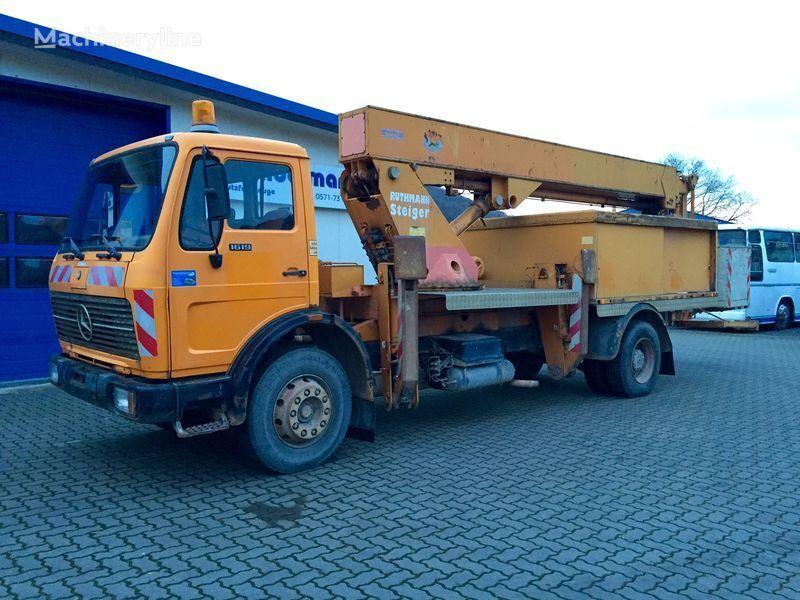 MERCEDES-BENZ SK 1619 KO bucket truck