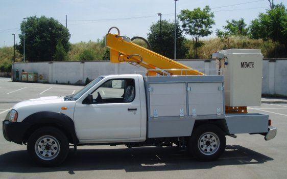 new MOVEX bucket truck