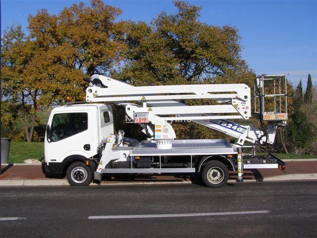 new NISSAN Cabstar nowy podnośnik koszowy zwyżka 24m bucket truck
