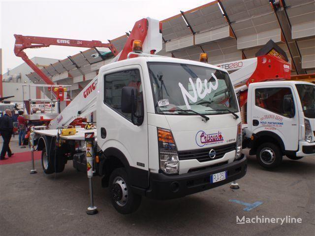 new NISSAN Cabstar nowy podnośnik koszowy zwyżka 25m wysięg boczny 15m!!! bucket truck