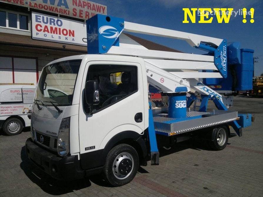 new NISSAN Cabstar podnośnik koszowy zwyżka 20m bucket truck