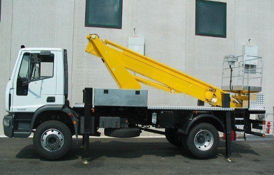 new TECCHIO bucket truck