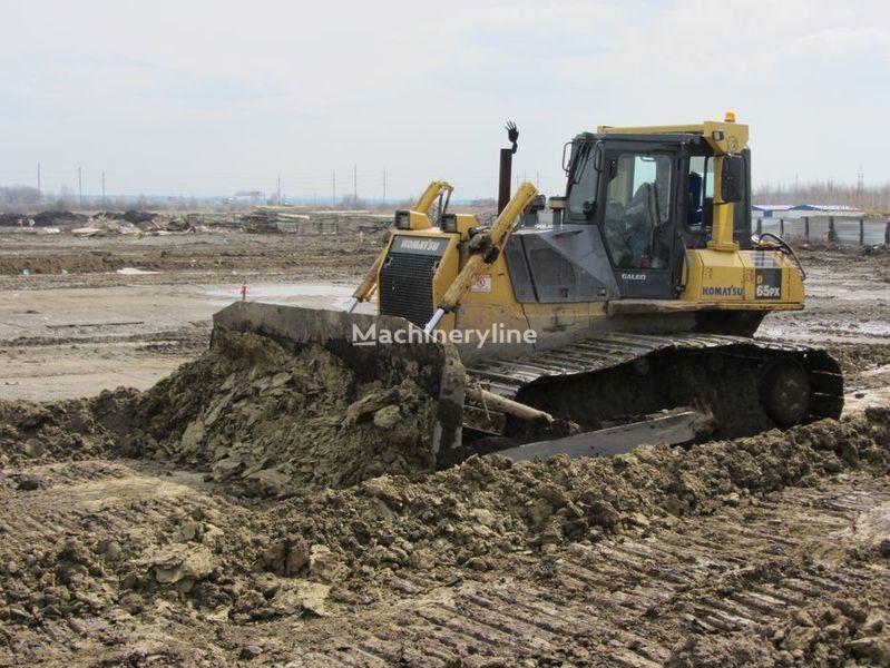 KOMATSU D65PX-15 bulldozer