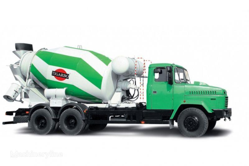KRAZ 6233P4-TIP2  concrete mixer truck