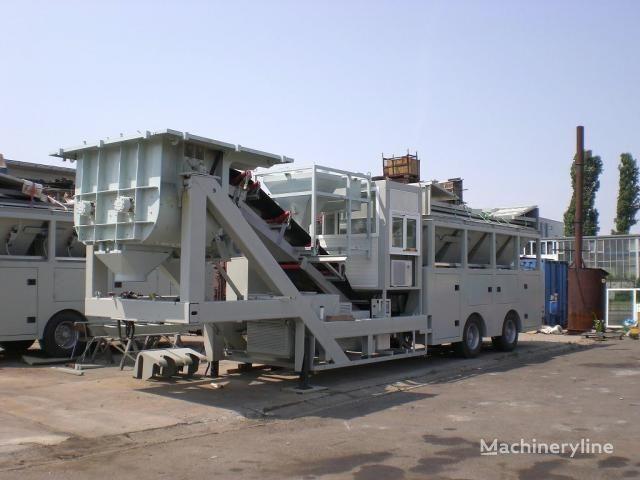 EUROMIX 75 Dynamik concrete plant