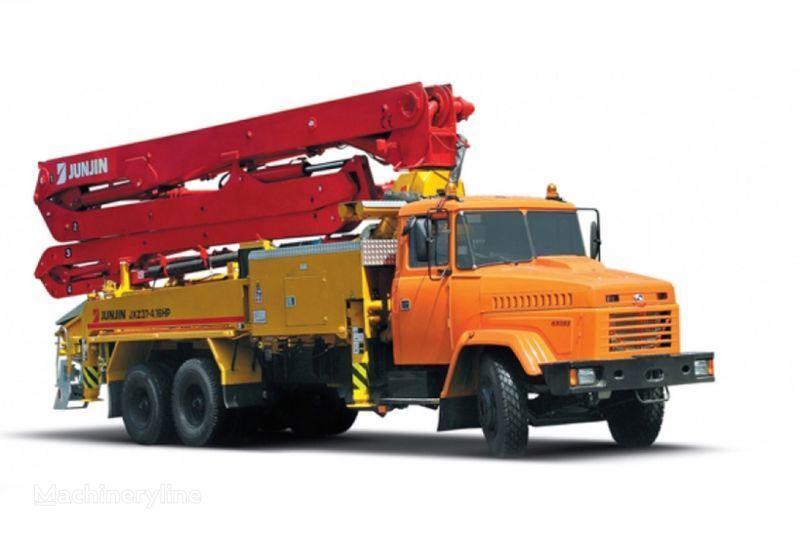 KRAZ 65053 JXZ 37-4.16NR  concrete pump