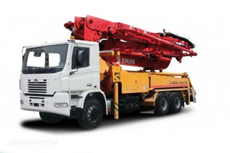 KRAZ R23.2 - JXZ 37 - 4.16HP  concrete pump