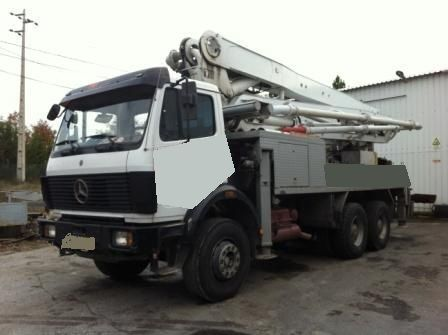 MERCEDES-BENZ 2629 concrete pump
