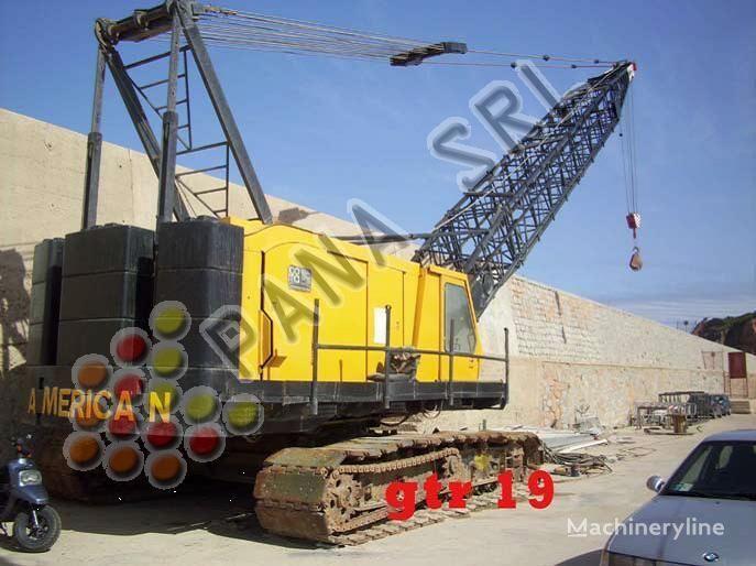 AMERICAN 7260 crawler crane