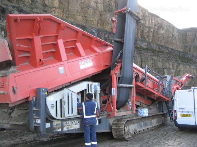 SANDVIK QE440 crushing plant